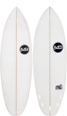 MB - Mad Colwini 5'6'' Surf - & Riversurfboard