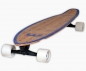 Mobile Preview: MISTRAL - Longboard Sreamer Skateboard