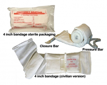 FIRST-CARE---Emergency-Bandage-Zivil-weiss