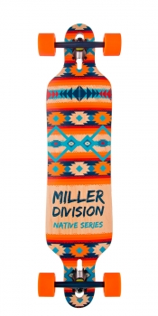 MILLER - Native 38'' - Longboard