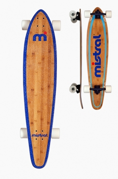 MISTRAL - Longboard Screamer Skateboard
