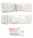 FIRST CARE - Emergency Bandage Zivil weiss
